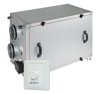 VENTS VUT H air handling units with heat recovery