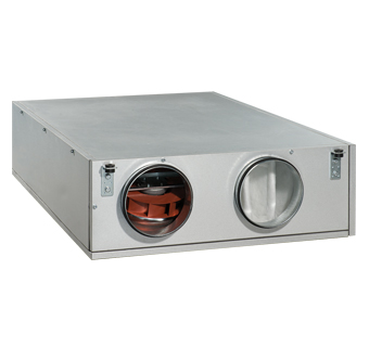 VENTS VUT PE and VENTS VUT PW with EC motor air handling units with heat recovery