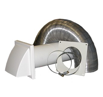 Ventilation kits and vents