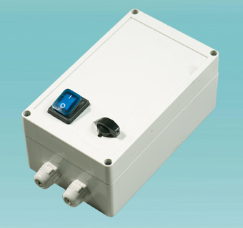 Single phase speed controller RSA5E-2-P