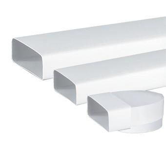 Plastivent Flat Pvc Ducting