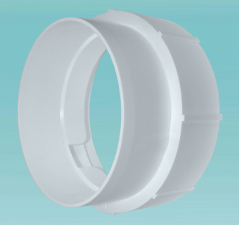 Round flexible duct connector 1215