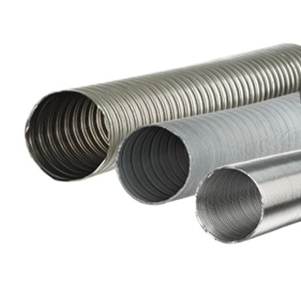 Air ducts for ventilation, heating and air conditioning