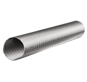 Non-insulated air ducts Thermovent series
