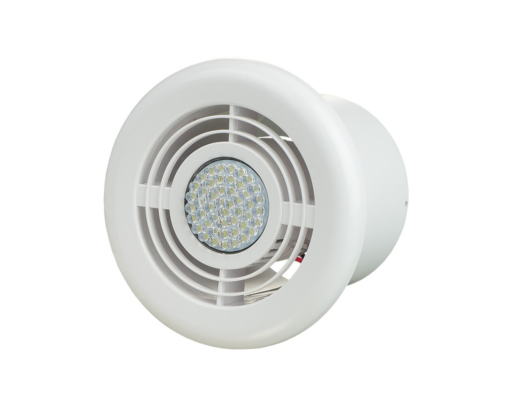 """White colour"" - FL 100 LED model."