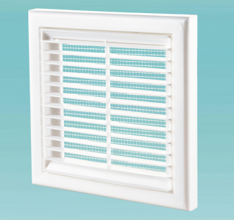 Supply and exhaust grilles MV 101 series