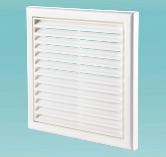 Supply and exhaust grilles MV 120 series
