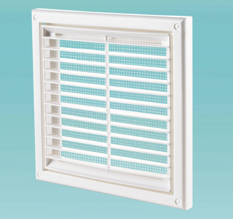 Supply and exhaust grilles MV 121 series