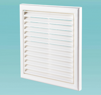 Supply and exhaust grilles MV 150 V series
