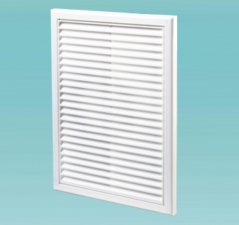 Supply and exhaust grilles MV 160 series