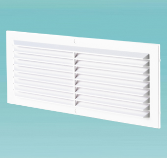 Supply and exhaust grilles MV 80-1 series