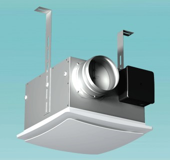 Centrifugal ceiling fan VENTS VP series