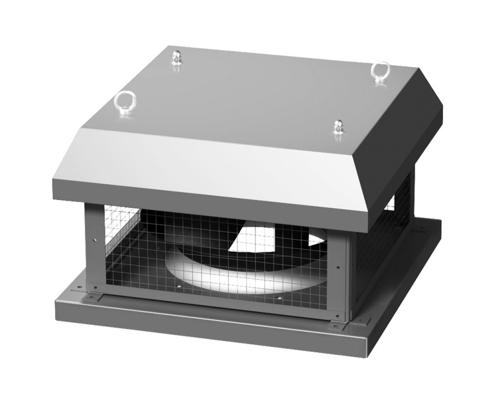 Model VENTS VKHz EC (galvanized steel).