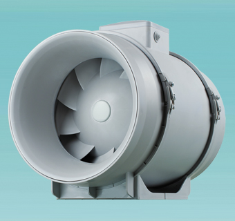 Inline mixed flow fan VENTS TT / VENTS TT PRO series