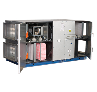 Monoblock air handling units AVU series