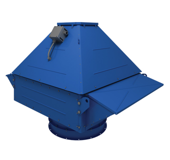 Roof Centrifugal Smoke Extraction Fans