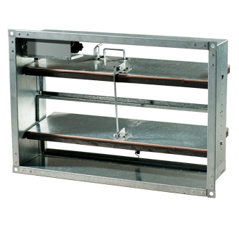 Fire Safety Smoke Dampers