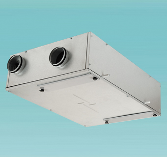VENTS VUT PB EC air handling units with heat recovery