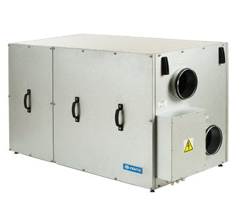 VENTS VUT R TN H ЕС and VENTS VUT R TN EH ЕС air handling units with heat recovery
