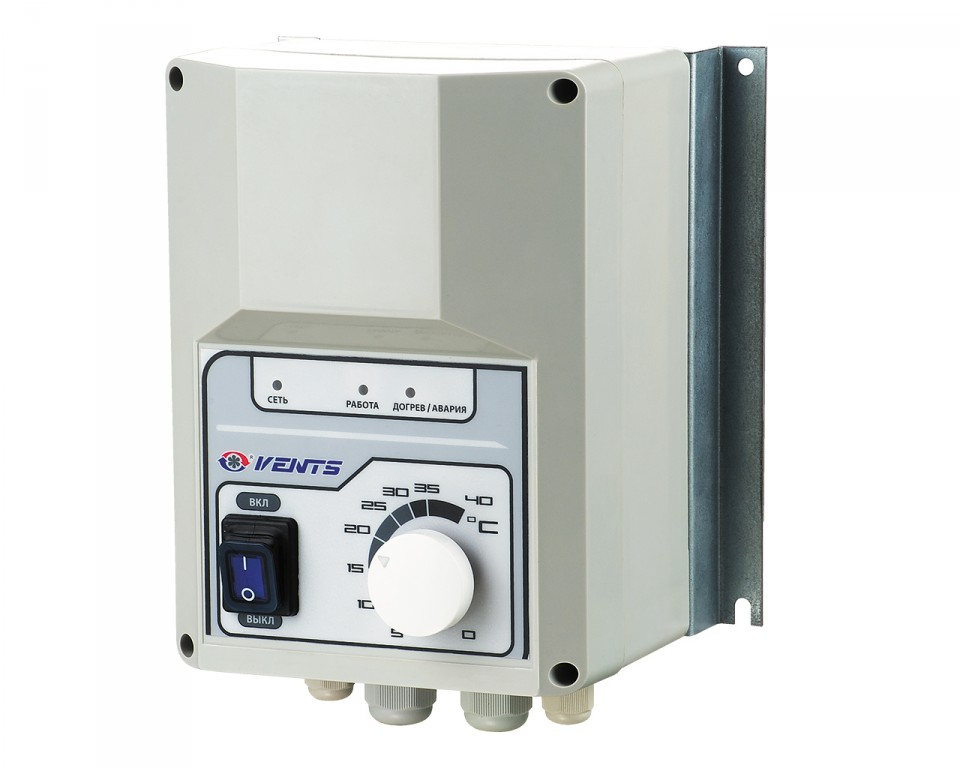 TRIAC power controller for electric heaters RNS