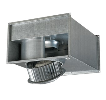 Inline centrifugal fan VENTS VKPF series
