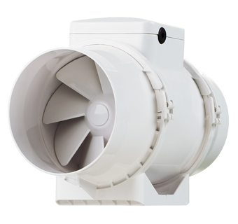 Industrial and commercial fans