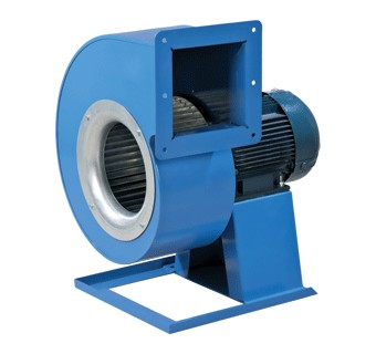 Centrifugal fan in scroll casing VENTS VCUN series