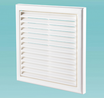 Supply and exhaust grilles MV 150 V ASA series