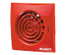 VENTS 100/125 Quiet Duo Red RAL 3013