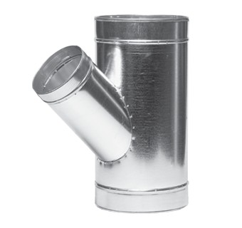Angular T-joint 140-45